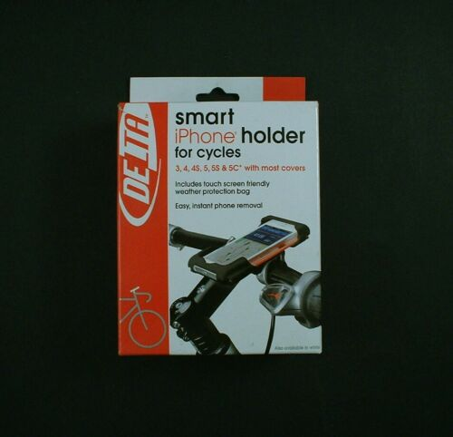 Delta Smart iPhone Holder For Cycles  HL6100 Iphone Caddy