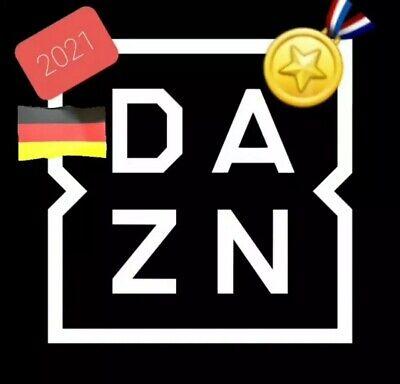 DAZN - 1 Jahr Premium-Mitgliedschaft, deutsche Inhalte, schnelle Lieferung