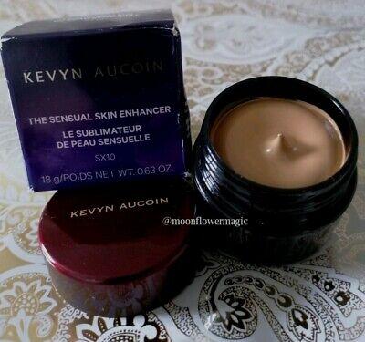Kevyn Aucoin The Sensual Skin Enhancer SX10 Medium Neutral FULL SIZE 18g NEW BOX