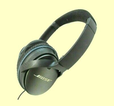 Authentic Bose QuietComfort 25 Noise Cancelling Headphones Free Fast Shipping