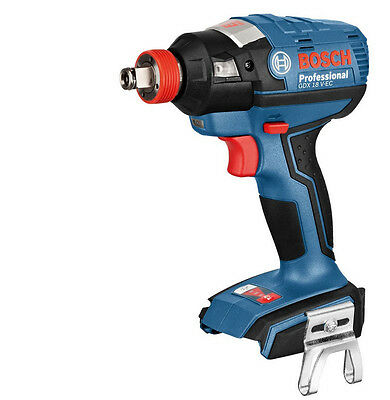 New Bosch GDX 18V-EC Cordless li-ion Brushless Impact Wrench Driver Body Only