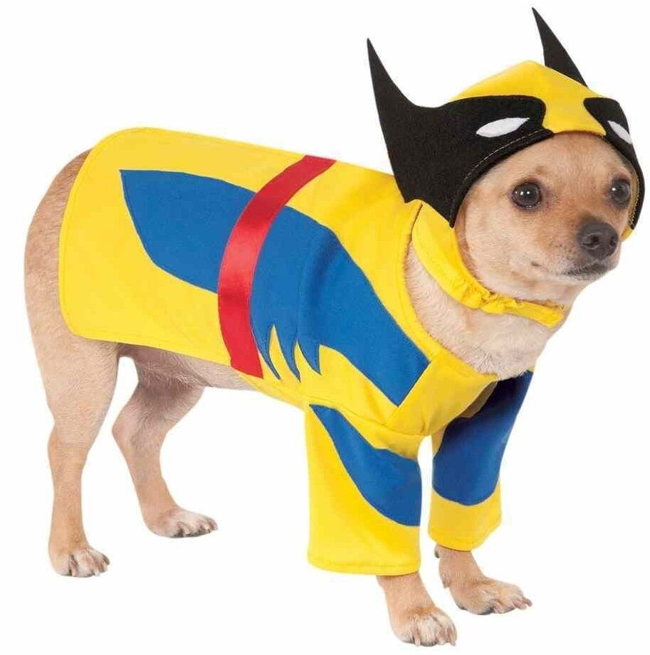 Pet Dog Cat Superhero Christmas Gift Halloween Party Fancy Dress Costume Outfit 32