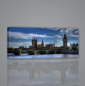 Quadri moderni bing bang london quadro moderno for Tele quadri