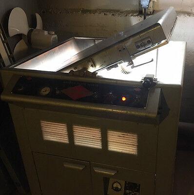 Nuarc Flip Top Plate Maker Plate Burner Ft26l With Supplies