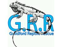 "Guildford Reptile Rescue ""Rehome List"""