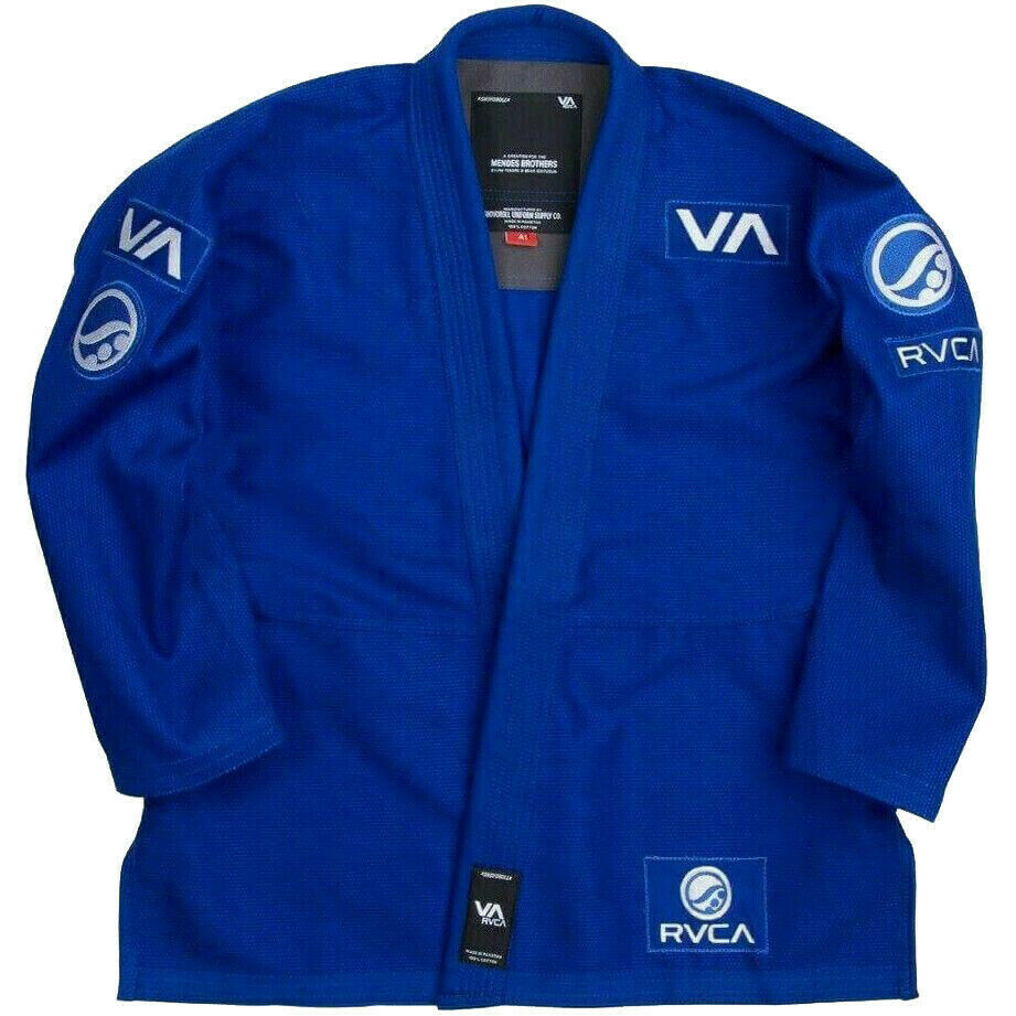 Blue BJJ Gi Shoyoroll Batch 60 A1  GÜMA EXCLUSIVE Brazilia