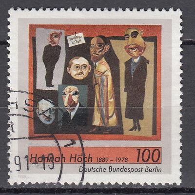 Berlin 1989 Mi. Nr. 857 Gestempelt LUXUS!!!