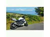 Trade: 2012 Yamaha XJ6N for gsxr or r6