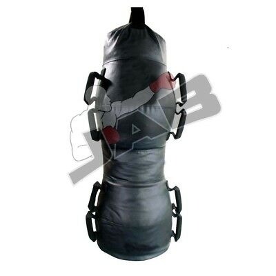 MMA Ground and Pound Floor Bag Grappling Dummy Training Equipment (Wrestling Equipment Bag)