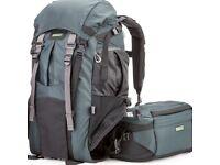 MindShift rotation180° 38L Professional Camera Backpack Beltpack VGC