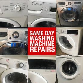 Fridge Freezer Washing machine Repair All make