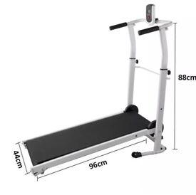 Folding Treadmill Running Machine