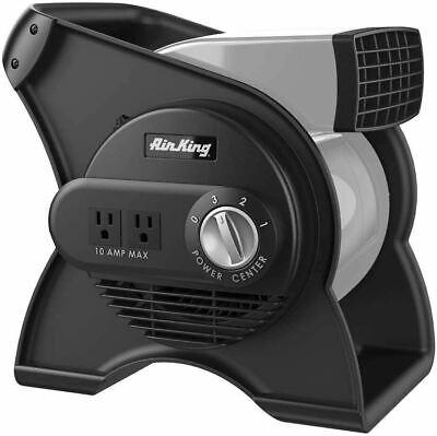 Commercial Grade Room Air Blower Pivoting Floor Wet Carpet Dryer Fan Ventilator