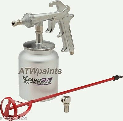 LizardSkin Insulation Spray Gun, Lizard Skin Super Pro Sprayer Kit Applicator