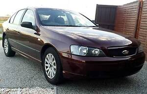 LPG 2004 FORD FALCON BA XT DEDICATED GAS COMPANY FITTED Wallan Mitchell Area Preview