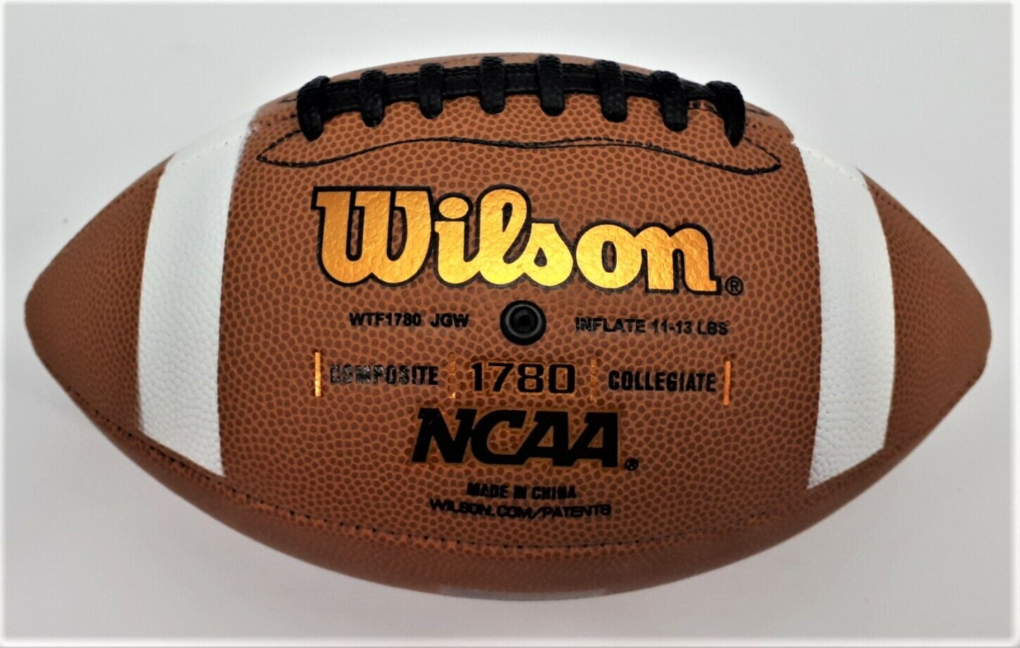 Wilson NCAA American Football GST official size Composite Football TOP Ball