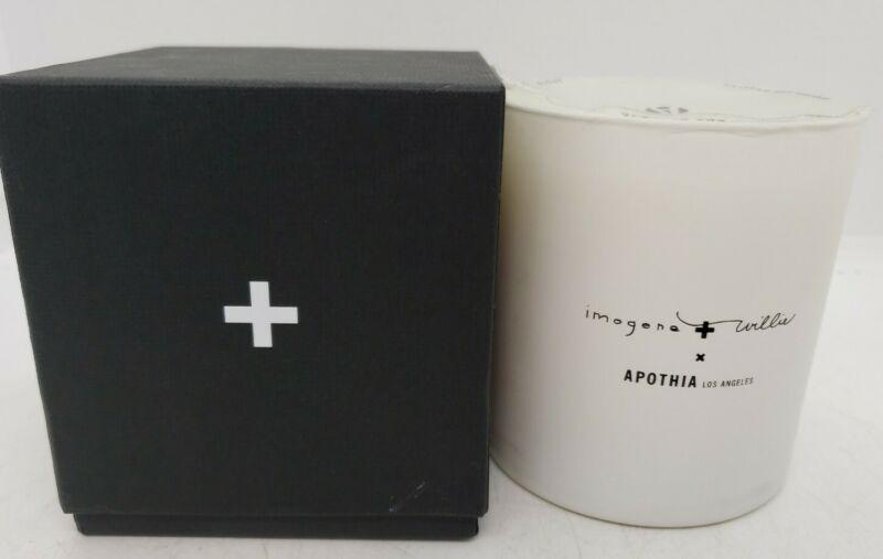 Imogene  + Willie Apothia Candle