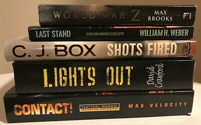 List of Top 5 SHTF Books   Our Top Picks