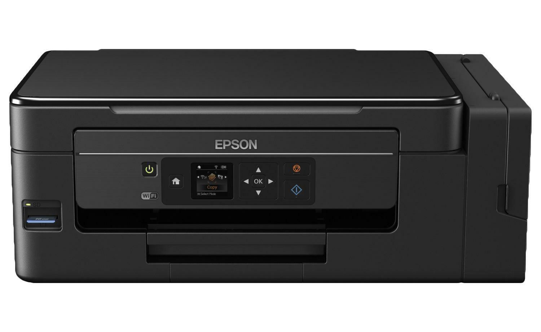 Epson Multifunktionsdrucker EcoTank ET-2600, 3-in-1, Tintenstrahl, Connect
