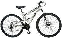 "Mongoose R2780 Suspension 29"" Bicycle"