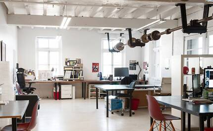 Desk for rent in creative Newtown office Newtown Inner Sydney Preview