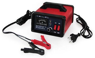 Batterie Ladegerät Erhaltung für PKW Motorrad 6V 12v 0-10A 230V 6-100Ah