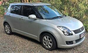 2010 Suzuki Swift Hatchback Tamborine Mountain Ipswich South Preview