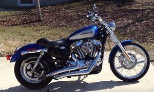 2009 Harley sportster