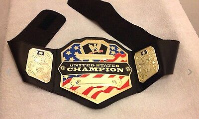 2012 WWE CENA UNITED STATES WWF US CHAMPIONSHIP WRESTLING BELT DX ROCK owens