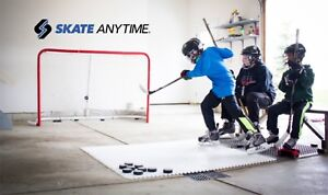 Skate Anytime Synthetic Ice Rink