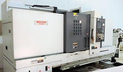 2006 Mori Seiki Model Nl2500mc1250 Live Tool Cnc Turning Center Slant Bed