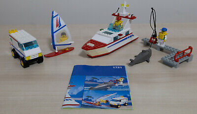 LEGO - 1721 -Classic Town: Sandypoint Marina Value Pack (1790 - 1791 - 1792)