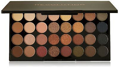 Revolution Flawless Ultra 32 Shade and Awesome Eyeshadow Pal