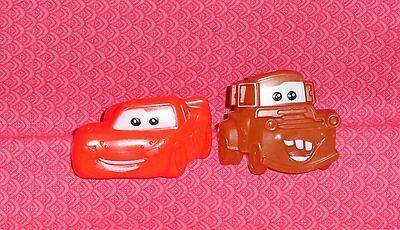Cars Cupcake (Cars, Lightening Mcqueen Cupcake Rings,12 ct. Plastic, DecoPac,Food)