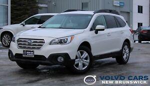2015 Subaru Outback 2.5i AWD | HEATED SEATS | WARRANTY TO 160K