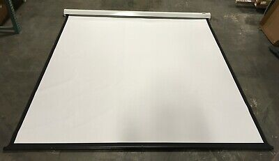 Da-lite 79870 Model C Front 170 Projection Screen 10x10