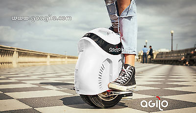 Monoruota DOPPIA RUOTA Elettrico AUTOBILANCIANTE Scooter Monociclo Hoverboard