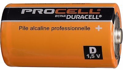 24 Pack Duracell Procell D Batteries - Brand New - Free