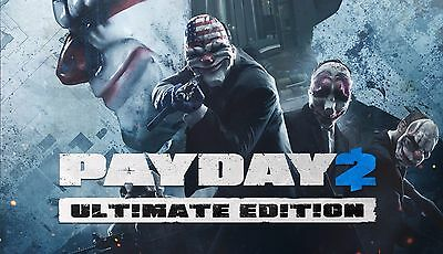 Payday 2   Steam Pc  Vr Available