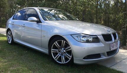 2007 Silver BMW Automatic with 6 months rego and RWC - $11500