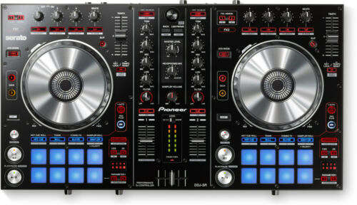 Pioneer DJ DDJ-SR 2 channel Double Deck Controller For Serato