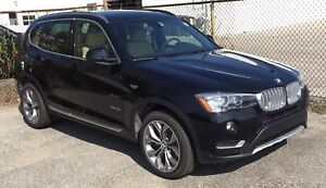 Bmw X3 2017 lease takeover