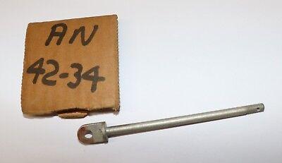 NOS Aircraft Drilled Eye Bolt AN 42-34