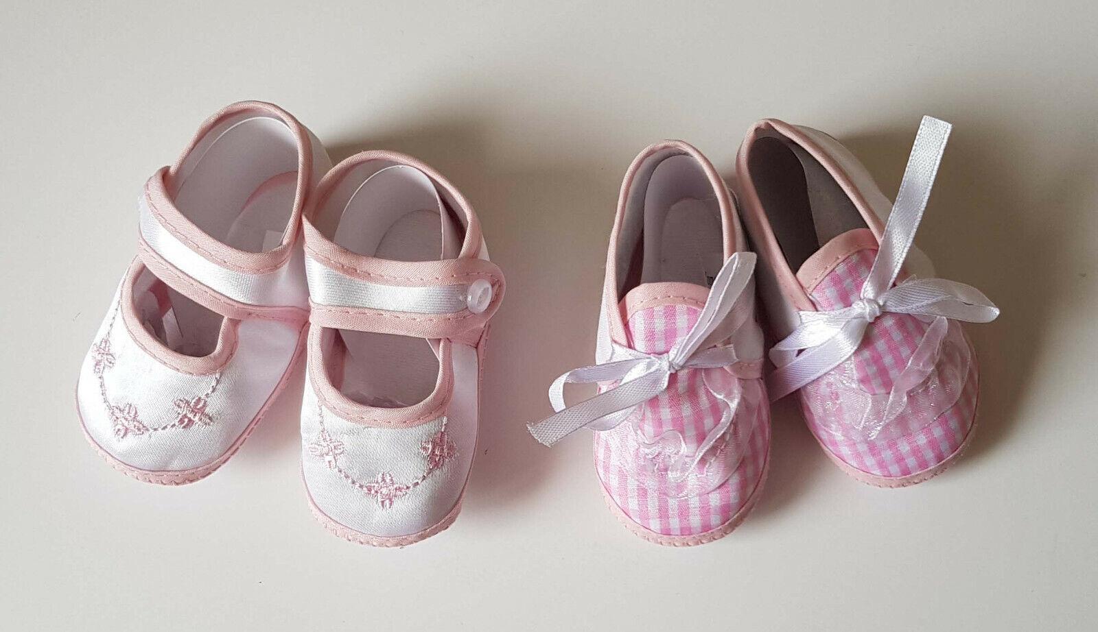Kleidung Schuhe Accessoires Baby Schuhe Mädchen Weiß 50