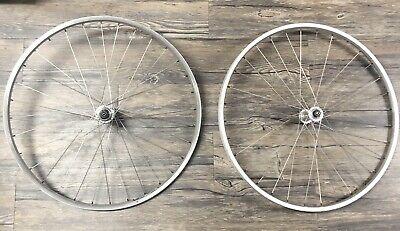 "Trek,Tour 26/"" Ryde Andra 30 Rim// V-Brake Wheelsets with Shimano Deore T610 Hubs"