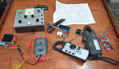 Sencore Ss105 Sweep Circuit Trouble Shooter Sears General Electric Multimeters