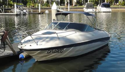 Bayliner 212 2003 Cuddy Cabin Broadbeach Waters Gold Coast City Preview