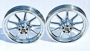 Harley Davidson Road King Classic, Street Glide 2002-2008 Chrome Wheels Outright