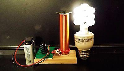 Mini Tesla Coil Preassembled Kit