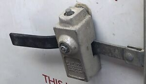 Blay lock for trailer with key